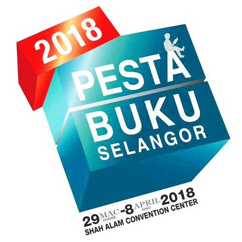 Banner Pesta Buku Selangor 2018