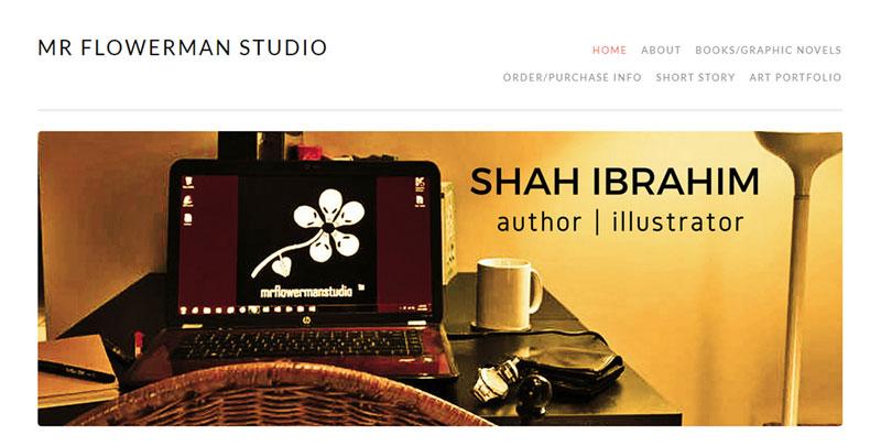 Blog Shah Ibrahim