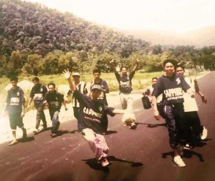 Budak Meja Belakang Boys of 509