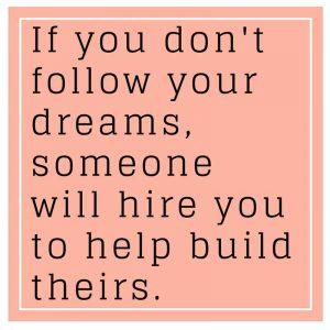 Follow Your Dreams Shah Ibrahim