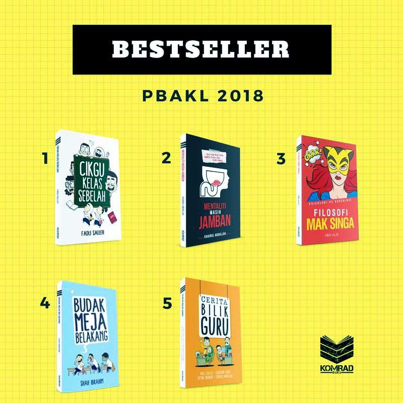 Budak-Meja-Belakang-Bestseller-Komrad-PBAKL-2018
