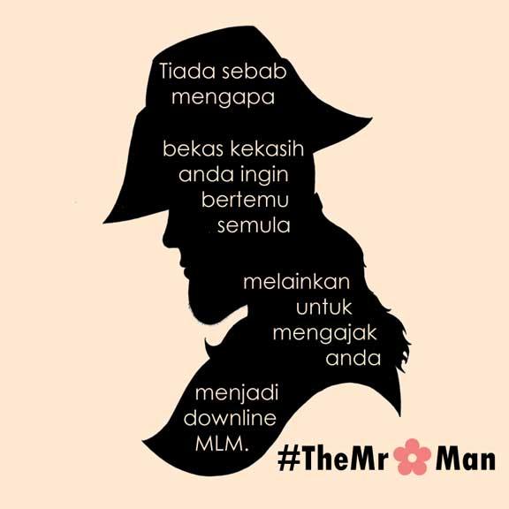 Hashtag TheMrFlowerman MLM