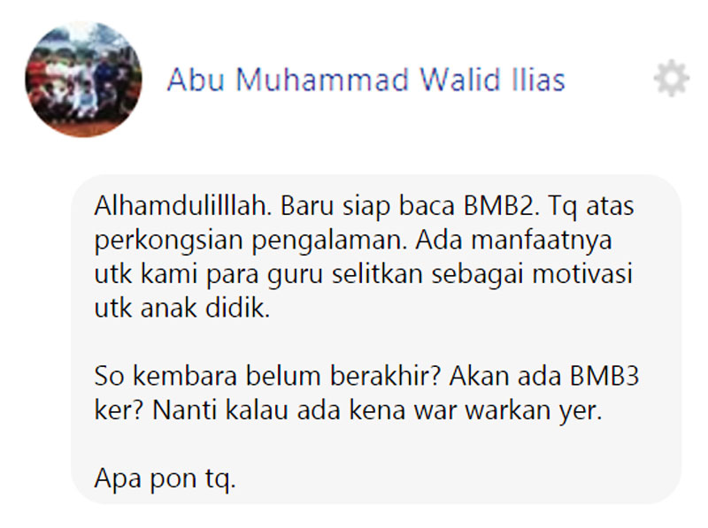 Abu Muhammad Walid Ilias Ulasan Budak Meja Belakang Pax Americana blog csf