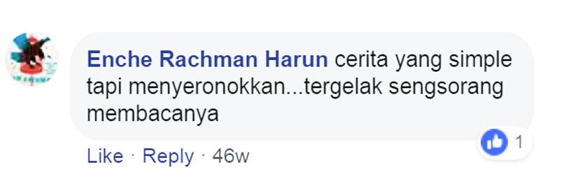 Enche Rachman Ulasan Budak Meja Belakang blog csf
