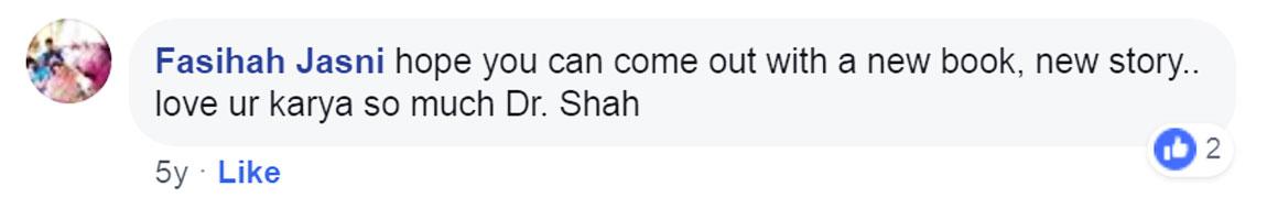 Fasihah Jasni Ulasan Catatan Pengembaraan Seorang Flowerman blog csf