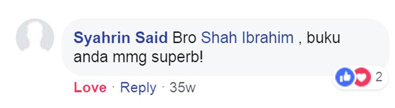 Syahrin Said Ulasan Taki & Dira blog csf