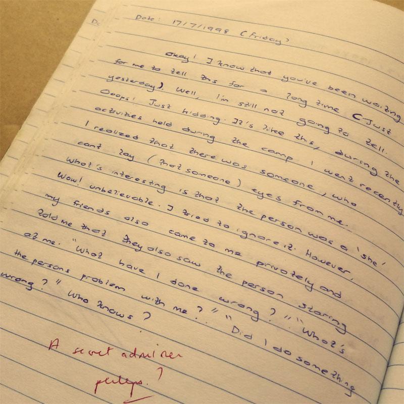 Jurnal MRSM Shah Ibrahim Budak Meja Belakang B