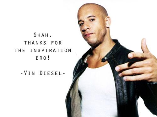 Quote Vin Diesel Blog Coretan Sang Flowerman