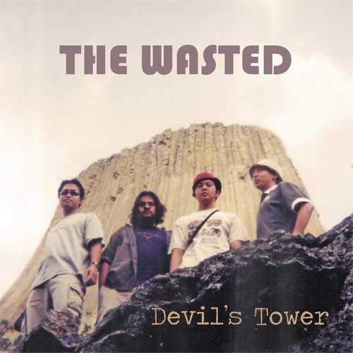 The Wasted Devil's Tower Budak Meja Belakang Pax Americana
