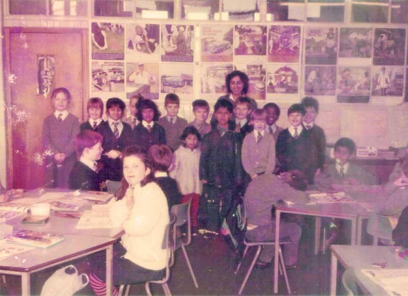Dens Road Primary Hari Terakhir Sekolah 1989 Blog Coretan Sang Flowerman