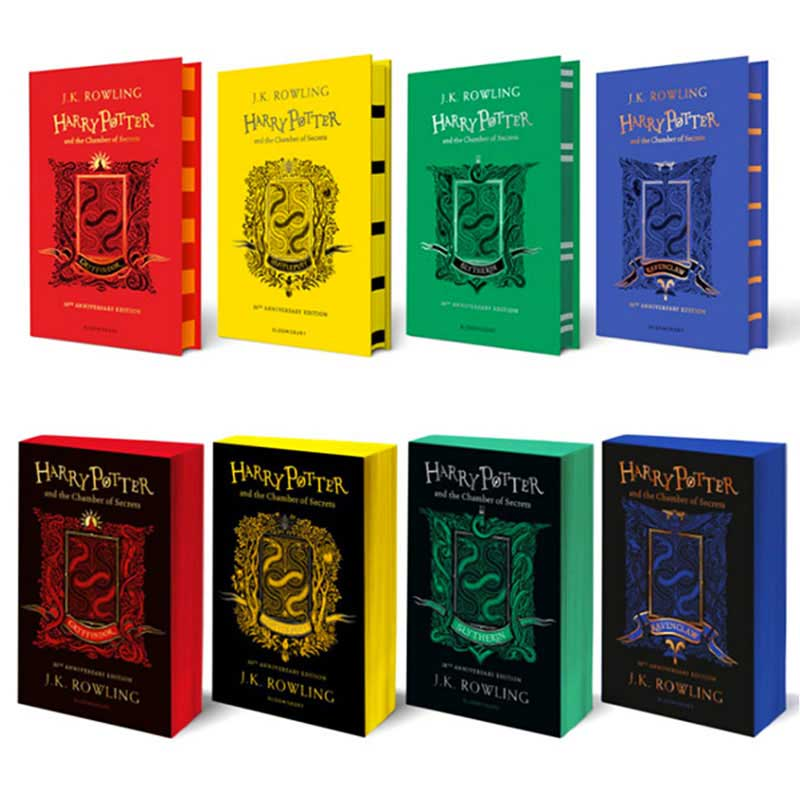 Siri Buku Harry Potter Edisi Ulang Tahun Ke-20 Blog Coretan Sang Flowerman