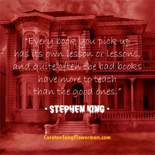 Stephen King Quote Blog csf