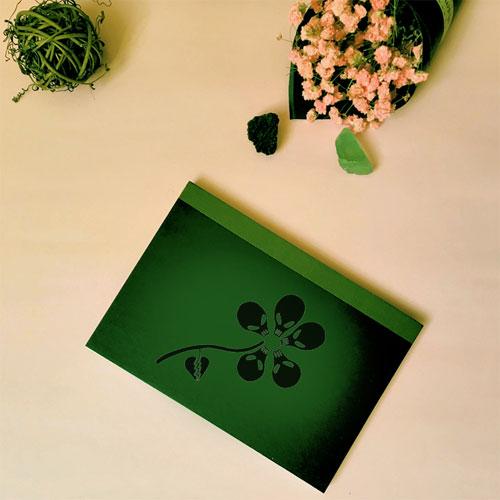 Buku Lejar Berlogo MrFlowerman Studio Blog Coretan Sang Flowerman