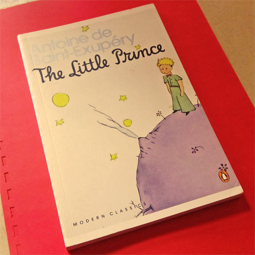 Buku The Little Prince Blog Coretan Sang Flowerman