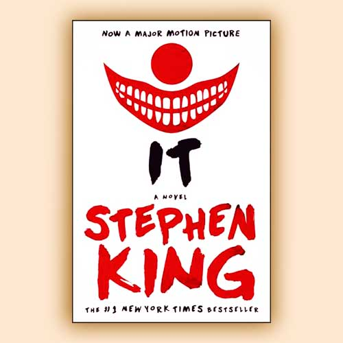Stephen King's It Scribner Edition 2016 Blog Coretan Sang Flowerman