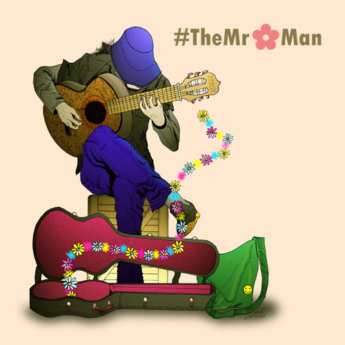 Guitar Playing TheMrFlowerman Blog Coretan Sang Flowerman